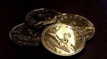 Canadian dollars. (Jeff McIntosh/The Canadian Press)