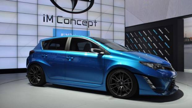 Scion Im Concept Coming To Canada After Demise Of Toyota