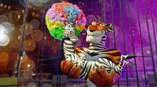 Chris Rock and Bryan Cranston provide the voices of Marty the Zebra and Vitaly the Tiger. (DreamWorks)