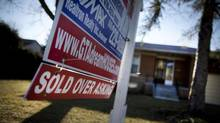 A house in Toronto sold for more than $400,000 over asking. (MOE DOIRON/THE GLOBE AND MAIL)
