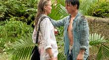 Cameron Diaz and Tom Cruise star in Knight and Day.