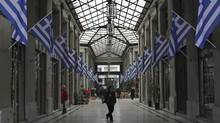 In recent days, several analysts and economists have urged investors to stay cautious, suggesting that the Greek restructuring and the ECB's liquidity injection into the banking system have merely lulled the markets. (Petros Giannakouris/Associated Press/Petros Giannakouris/Associated Press)