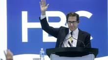Hudson's Bay Co. CEO Richard Baker. (Fernando Morales/The Globe and Mail)