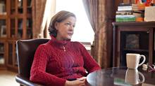 Alberta Premier Alison Redford (JASON FRANSON For The Globe and Mail)