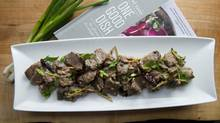 Wok-Fried Lamb with Cumin (Kevin Van Paassen/The Globe and Mail)