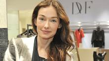 Kelly Wearstler, pictured at Toronto's Holt Renfrew this month, is inspired by travel. (Getty Images)