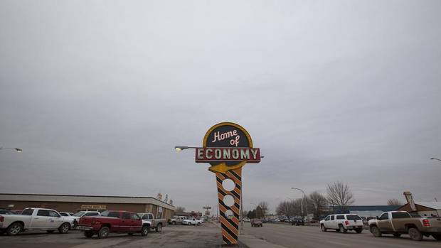 Barack Obama and Mitt Romney have sparred over jobs and a sluggish economy. But the President can boast of a success story – Williston, a booming oil town in North Dakota with an unemployment rate that would make Alberta or Saskatchewan green with envy. And although it all spiked under the Obama administration, you won't find many Obama champions here. North Dakota is a red state where even newcomers consider themselves economic refugees of stumbling economies in other states. All told, it robs Mr. Obama of a victory – even in this economic oasis, Mr. Romney is seen as the jobs-first candidate. (Deborah Baic/The Globe and Mail)