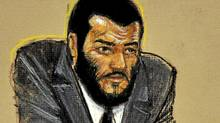 Canadian Omar Khadr has pleaded guilty to five war-crimes charges, sparing him from a possible life sentence. (Janet Hamlin/Associated Press)