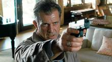 Mel Gibson in convincing ? more convincing than the plot ? as a Boston cop who goes looking for justice after his daughter is murdered in the suspense thriller Edge of Darkness. (Warner Bros.)