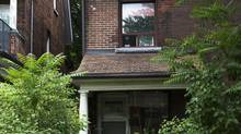 Many of the houses being sold by the TCH are in popu;lar neighbourhoods such as this one near Trinity Bellwoods Park. (Michelle/The Globe and Mail)