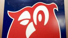 The logo of Alimentation Couche-Tard Inc. in Laval, Quebec September 6, 2006. (CHRISTINNE MUSCHI/REUTERS/CHRISTINNE MUSCHI/REUTERS)
