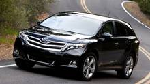 2013 Toyota Venza (Toyota)