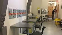 British Columbia has opened several government-sanctioned drug-injection sites, without waiting for legislative changes or approval from Ottawa, to combat the province's worst overdose crisis on record. (Vancouver Coastal Health)