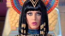 Katy Perry grew up in a devoutly Christian home – both her mother and father were Pentecostal ministers – and began her career singing gospel music before switching to pop. (YouTube)
