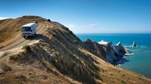 While New Zealand boasts a huge diversity of grape-growing land, some of its out-of-the-way roads meander through its rugged beauty. (Chris McLennan/cmphoto.co.nz)