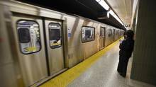 The findings of the new report paint a picture of the two proposed transit lines operating in a 'largely complementary' way. (Fred Lum/The Globe and Mail)
