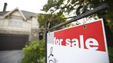 Consumers have racked up record levels of mortgage debt during the past decade. They held $873.6-billion worth of it with the chartered banks in May, up from about $863.8-billion in January, according to the latest data from the Bank of Canada. (GLORIA NIETO/THE GLOBE AND MAIL)