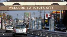 Toyota City, named after Japan's - and the world's - top automaker (Koji Sasahara)
