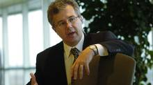 Open Text Corp. chairman Tom Jenkins heads thel task force looking into the federal funding system for research and development. (Kevin Van Paassen/The Globe and Mail)