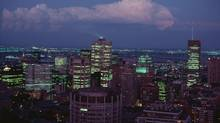 Montreal skyline (Photos.com)