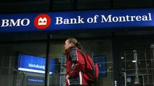 Bank of Montreal made a record $776-million. (Jim Ross for The Globe and Mail/Jim Ross for The Globe and Mail)