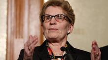 Ontario Premier Kathleen Wynne hopes to see more female premiers in the future. (Fernando Morales/The Globe and Mail)