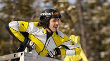Canadian Nik Zoricic died from head injuries after crashing in a World Cup ski-cross event at Grindelwald, Switzerland, March 10, 2011. (John Evely/Canada Ski Cross)