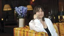 Ali Smith, author of Autumn. (Christian Sinibali)