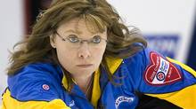 Alberta skip Shannon Kleibrink is preparing to lead her team into this year's Scotties Tournament of Hearts. FILE PHOTO: THE CANADIAN PRESS/Paul Chiasson (Paul Chiasson/CP)