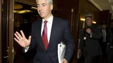 Bill Ackman, CEO of hedge fund Pershing Square. (Jeff McIntosh/THE CANADIAN PRESS)