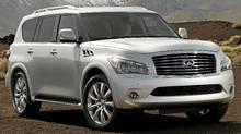 2011 Infiniti QX (Nissan)