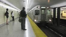 TTC is set to launch public-safety app in a bid to encourage reporting of incidents and overcome fear of repercussions (Randall Moore/The Globe and Mail)
