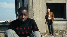 """Screen grab from the online trailer for the French film """"Le Havre"""""""