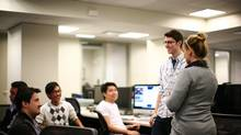 Toronto-based accelerator Extreme Startups chooses five primarily technology-oriented teams at a time to participate in a 12-week program. (Extreme Startups)