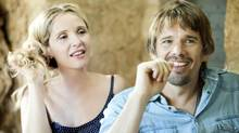 Julie Delpy and Ethan Hawke in Before Midnight. (Sony Pictures)