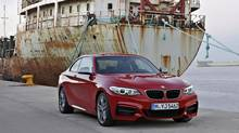2014 BMW M235i (MM/BMW)