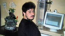 A handout photo of Said Namouh who was accused of disseminating terrorist propaganda in Montreal Tuesday, Feb. 17, 2009. (ho)