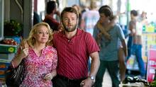 Jacki Weaver, left, and Joel Edgerton in Animal Kingdom. (Narelle Sheehan/AP)