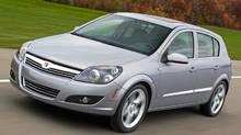 2008 Saturn Astra (General Motors)