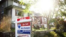 Over the past five years, prices for detached properties in Vancouver have surged (RAFAL GERSZAK)