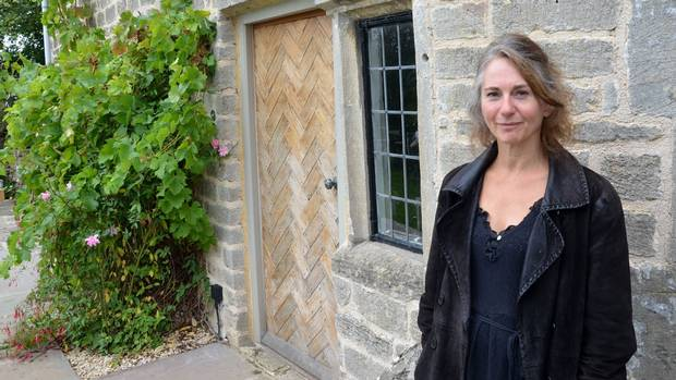 The Globe and Mail interviews Rachel Joyce from her home in the Gloucestershire countryside. (MARK RAYNES ROBERTS FOR THE GLOBE AND MAIL)