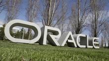 Oracle Corp. headquarters. (Paul Sakuma/Associated Press)