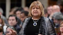 Labour Minister MaryAnn Mihychuk answers a question during in the House of Commons in Ottawa on April 11, 2016. (Adrian Wyld/THE CANADIAN PRESS)