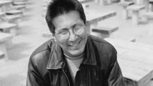 Richard Wagamese (Tibor Kolley/The Globe and Mail)