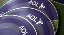 AOL shares rally on privatization rumours (Justin Sullivan/Getty Images)