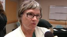 Dr. Barbara Heartwell is shown in an undated file photo. (The Canadian Press)
