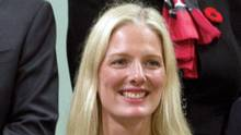 Catherine McKenna says said the federal government will make climate change a diplomatic priority at upcoming meetings. (Fred Chartrand/THE CANADIAN PRESS)