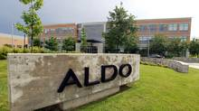 Aldo's head office in Montreal (Christinne Muschi/Christinne Muschi for The Globe and Mail)