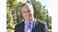 Andrew Gaudes is the new dean at the Goodman School of Business at Brock University in St. Catharines, Ont., as of July 1, 2017.