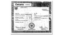 An Ontario birth certificate for Deepan Budlakoti isn't enough to convince the federal government of his citizenship. The government is trying to deport Budlakoti, saying it issued him a passport by mistake.